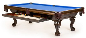 Billiard table services and movers and service in Cleveland Ohio