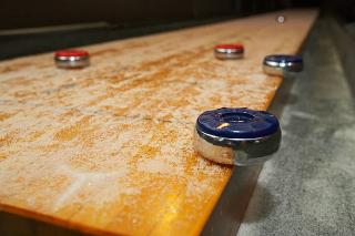 SOLO® Shuffleboard Movers Cleveland, Ohio.